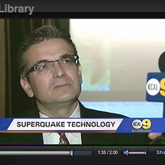 Ares Rosakis on CBS 2 News